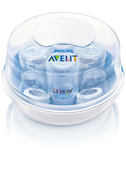 Philips Avent Steriliser Microwave Steam SCF281/05