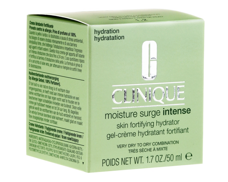 Clinique Moisture Surge Intense Skin Fortifying Hydrator Gel Cream 1.7 oz