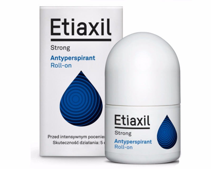 Etiaxil Antiperspirant Strong 0.5 fl oz
