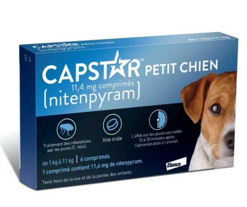 Capstar for Small Dogs