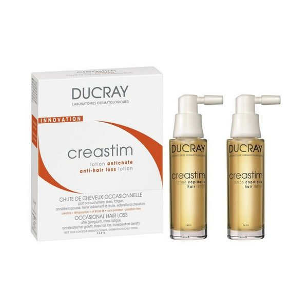 Ducray Creastim Lotion Anti-Hair Loss Treatment for Woman 2 x 1 fl oz