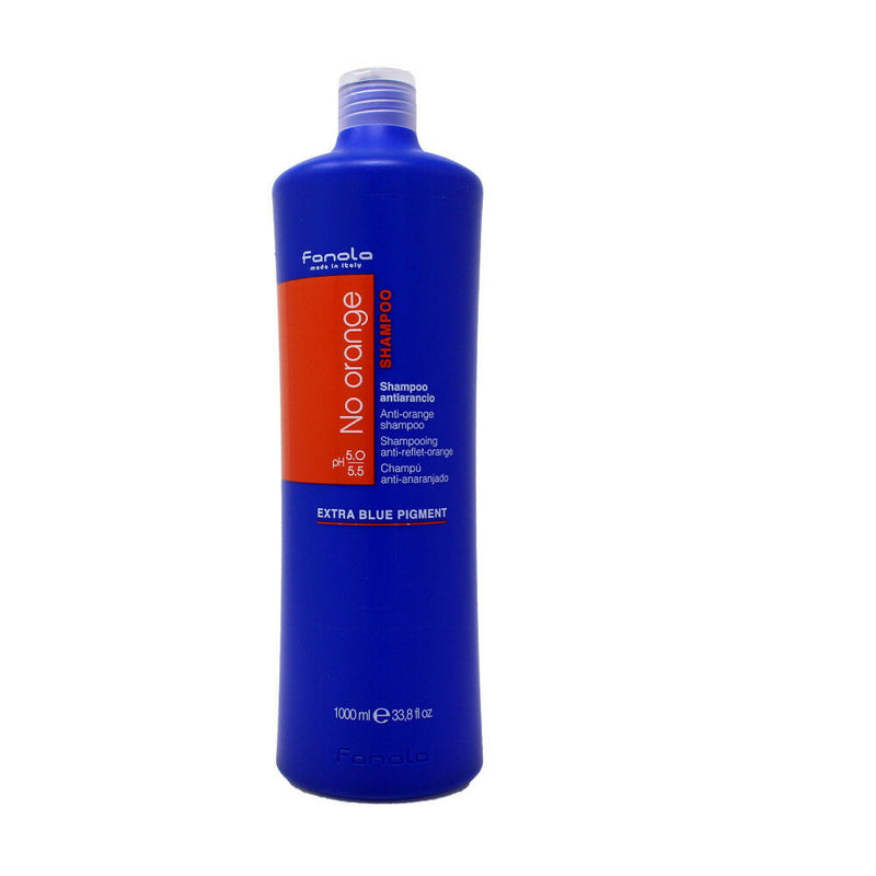 Fanola No Orange Shampoo 33.8 fl oz