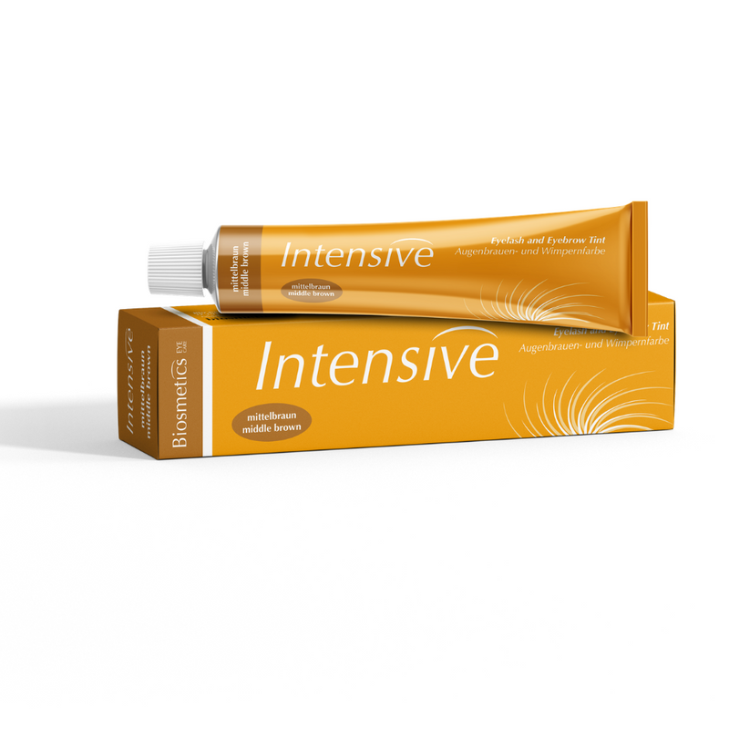 Biosmetics Intensive Tint 20ml - Middle Brown
