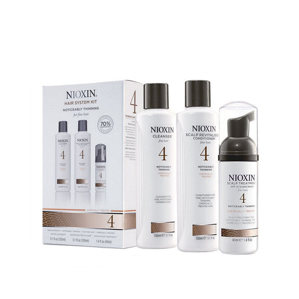 Nioxin System 4 Starter Kit for Fine Hair