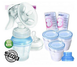 Philips Avent SCF330/13 Manual Natural Breast Pump