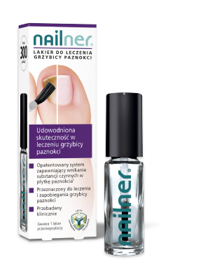 Nailner Repair Brush for Fungal Nail Infection 0.17 fl oz