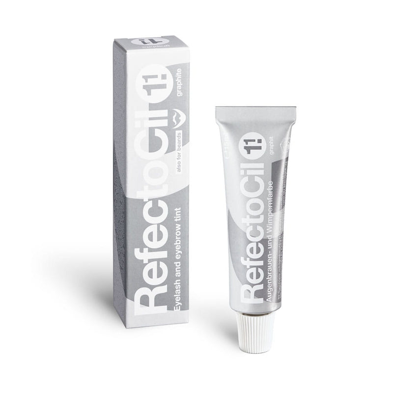 RefectoCil Tint No.1.1 Graphite