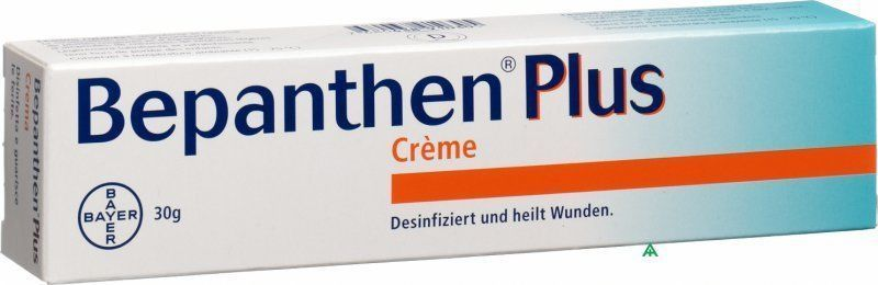 Bepanthen Plus Cream 1.06 oz