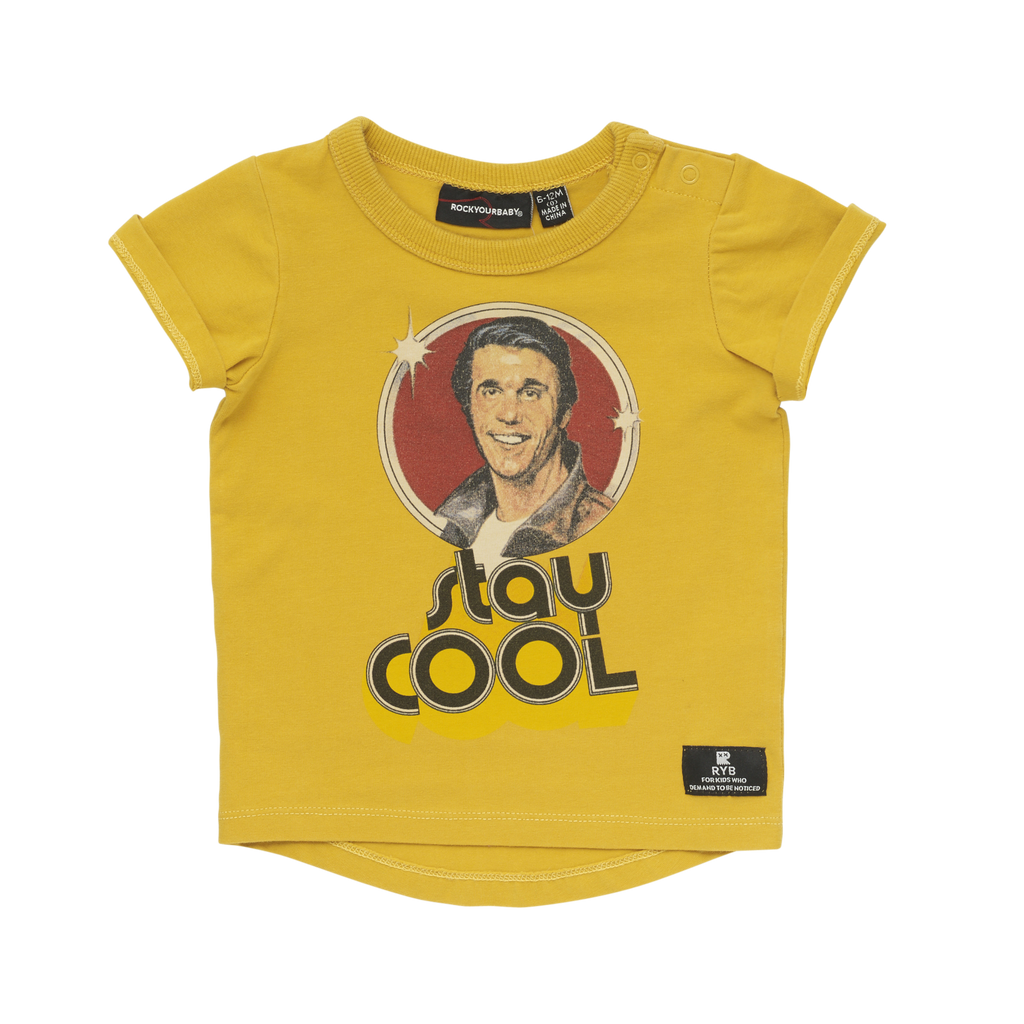 RYB Stay Cool T Shirt