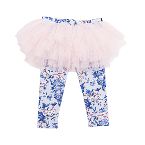 RYB Oriental Floral Baby Circus Tights