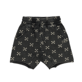RYB Cross Bone Shorts