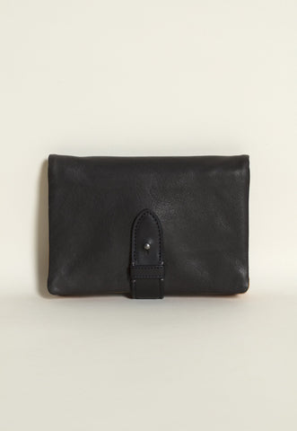 Nancy Bird Bedford Wallet - Plain Charcoal