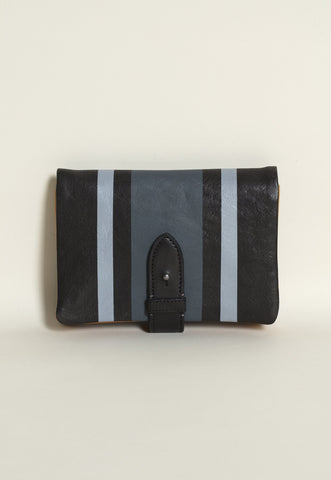 Nancy Bird Bedford Wallet - Charcoal Printed