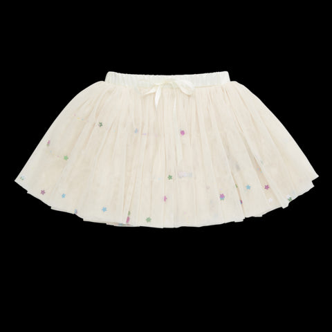 Rock Your Baby Celebration Skirt - Cream
