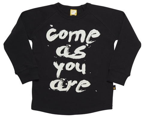 RYB Come as you are Longsleeve Tee