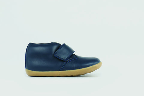Bobux Step Up - Wander - Navy