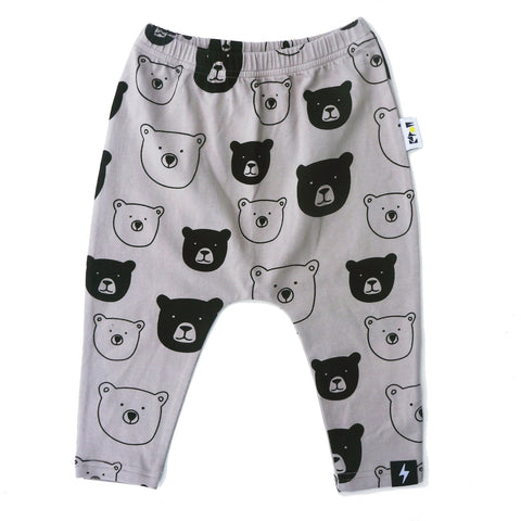 Kapow Kids Bear Club Harem Pants