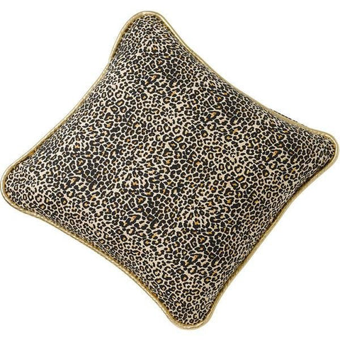 ROCK YOUR BABY - Leopard print cushion cover