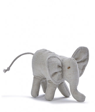 Mini Elephant Baby Rattle