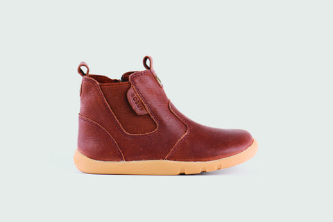 Bobux I Walk - Outback Boot - Toffee
