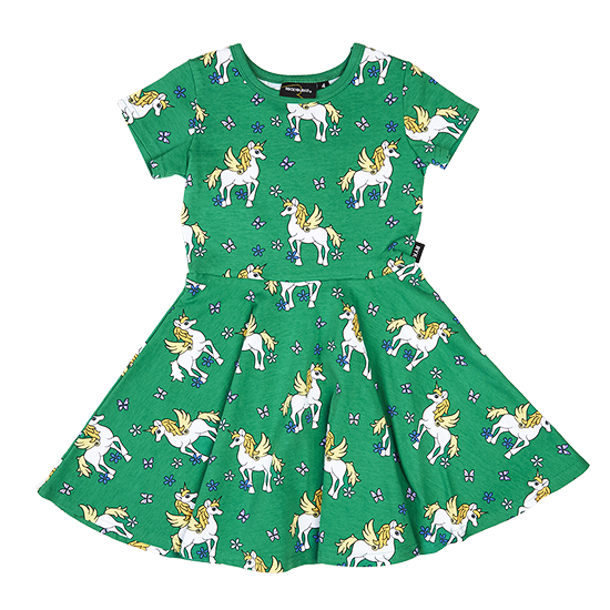 RYB Unicorn Waisted Dress