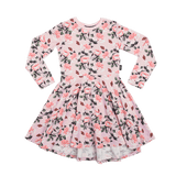 RYB Shabby Chic Waisted Dress