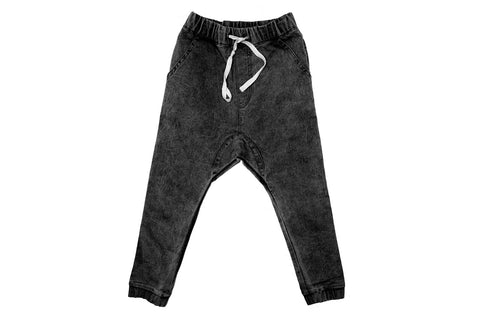 Zuttion Slouch Pants - Black