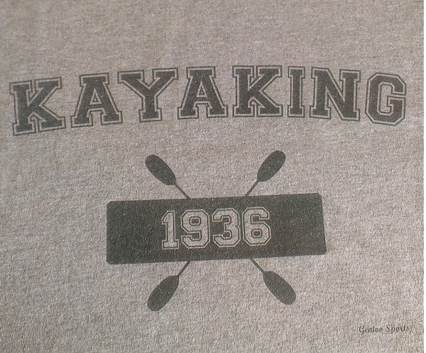 Kayaking 1936 T-Shirt