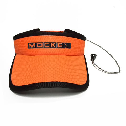 MOCKE fly dry visor / sun visor orange