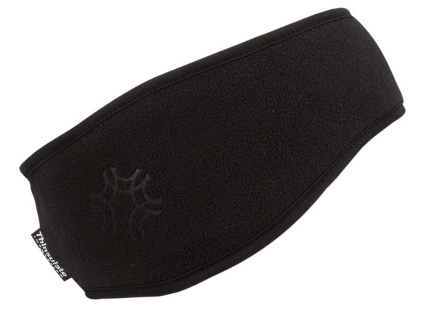 Thinsulate fleece headband black