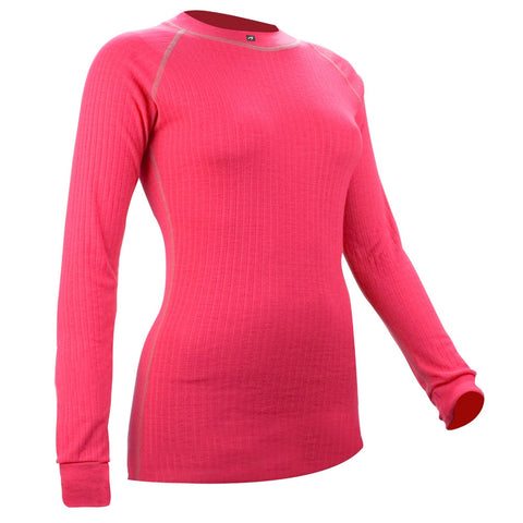 Women's thermal top pink