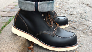 Red Wing 9874 - Black Klondike (6 Inch) Limited