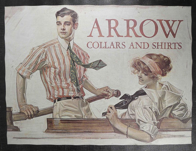 Arrow-man-billboard