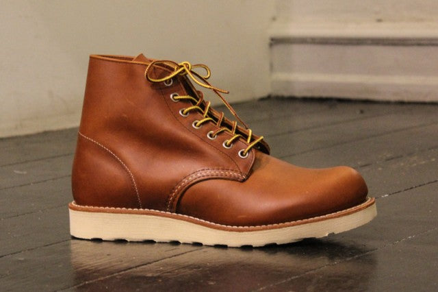 Ugens historie: Red Wing 9107
