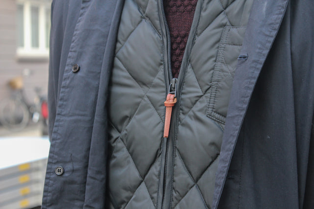 Vinterjakker hos Brund - Barbour, Lee 101, Carhartt