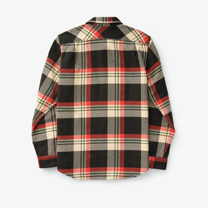 Filson - Shirt, Vintage Flannel, Check Work Red