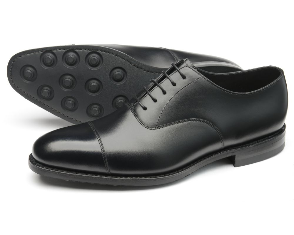 Loake - Aldwych Rubber sole (Black)