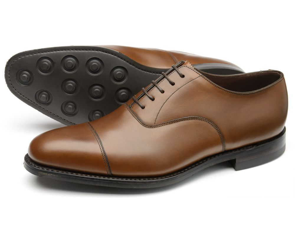 Loake - Aldwych Rubber sole (Brown)