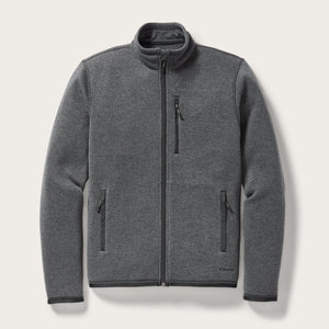 Filson - Jacket, Ridgeway Fleece, Dark Grey