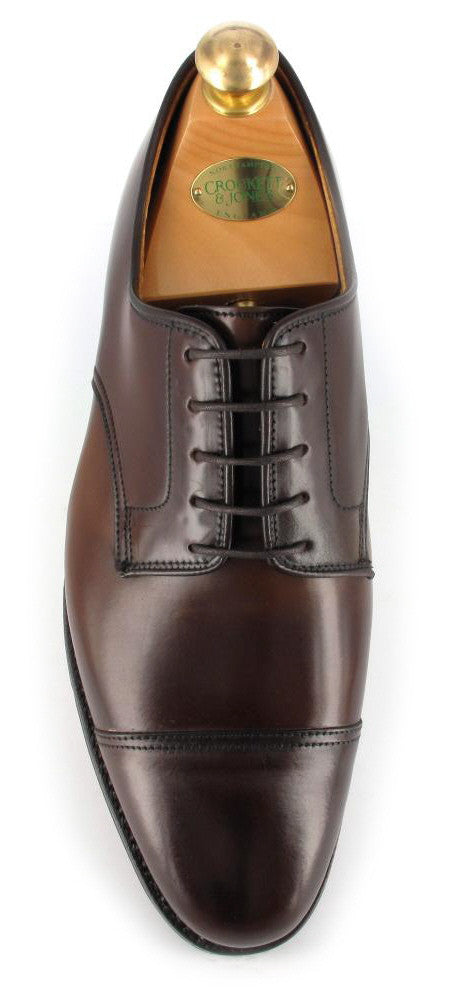 Crockett & Jones Bradford (Cordovan) - Brund - 1