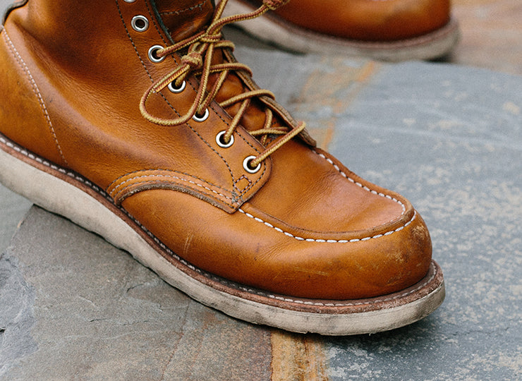 Red Wing - 9875 - IRISH SETTER MOC (6 Inch)