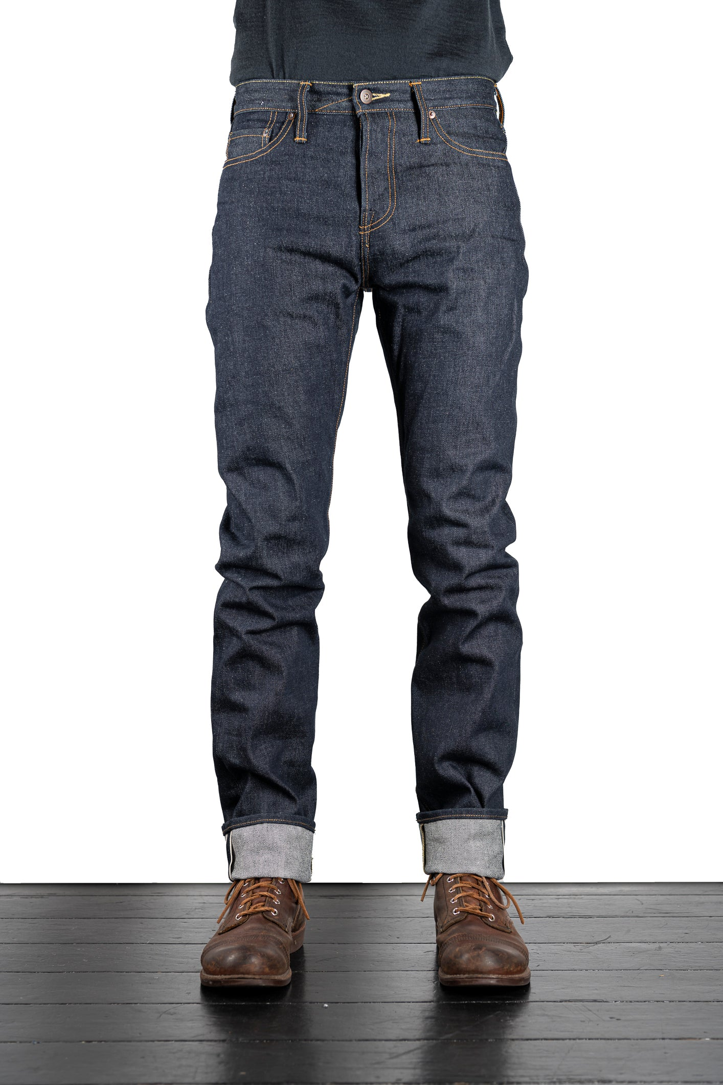 Tellason - Jeans, Elgin, 16.5 oz denim