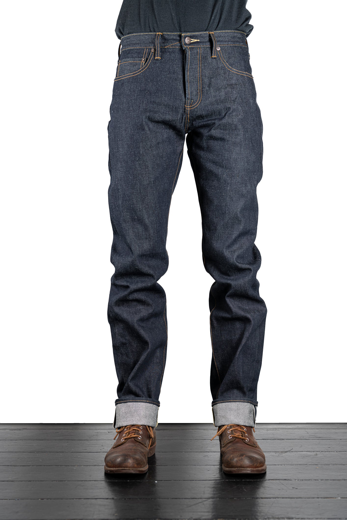 Tellason - Jeans, Sheffield Tapered, 16.5 oz denim