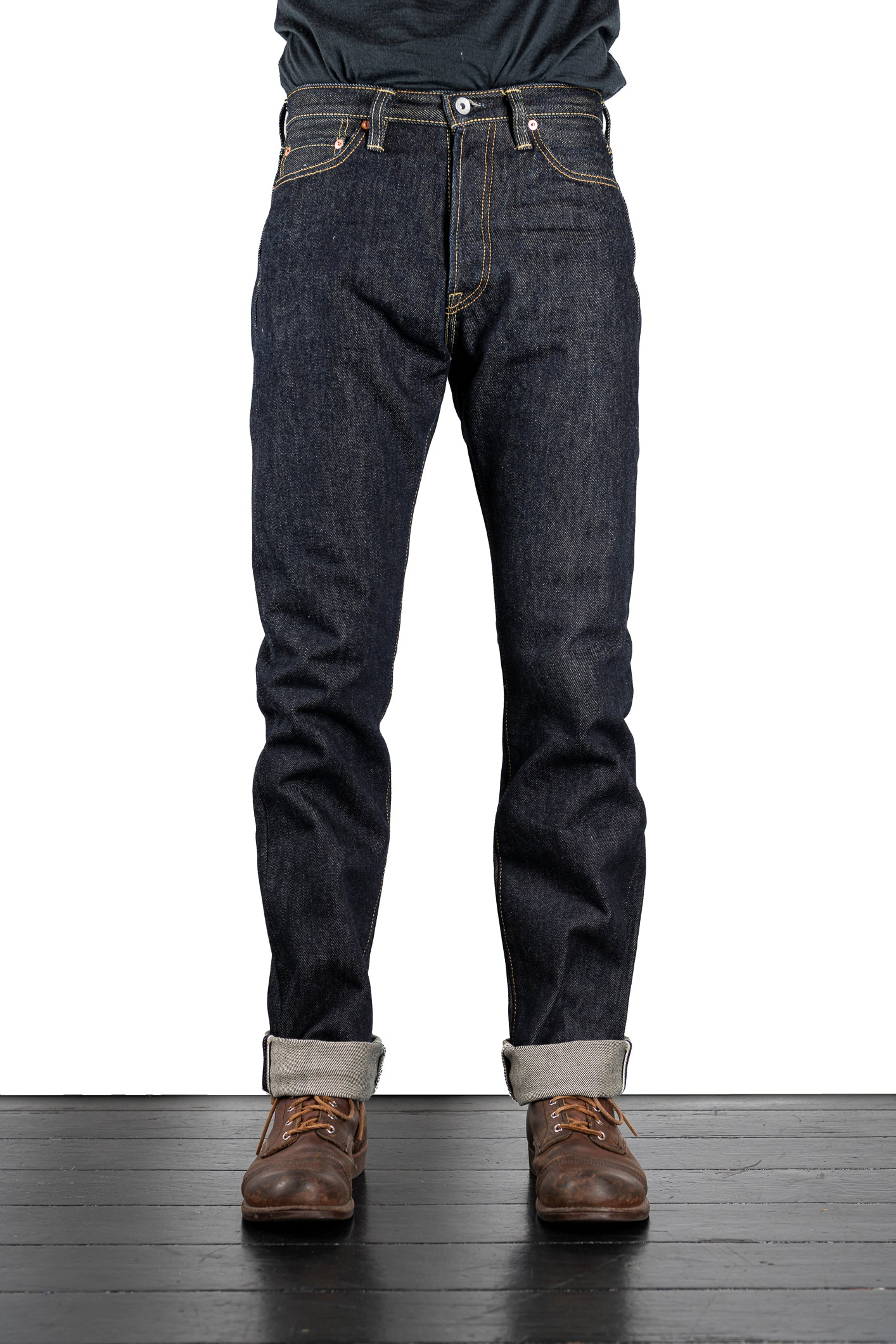 Iron Heart - 888S Indigo 21oz
