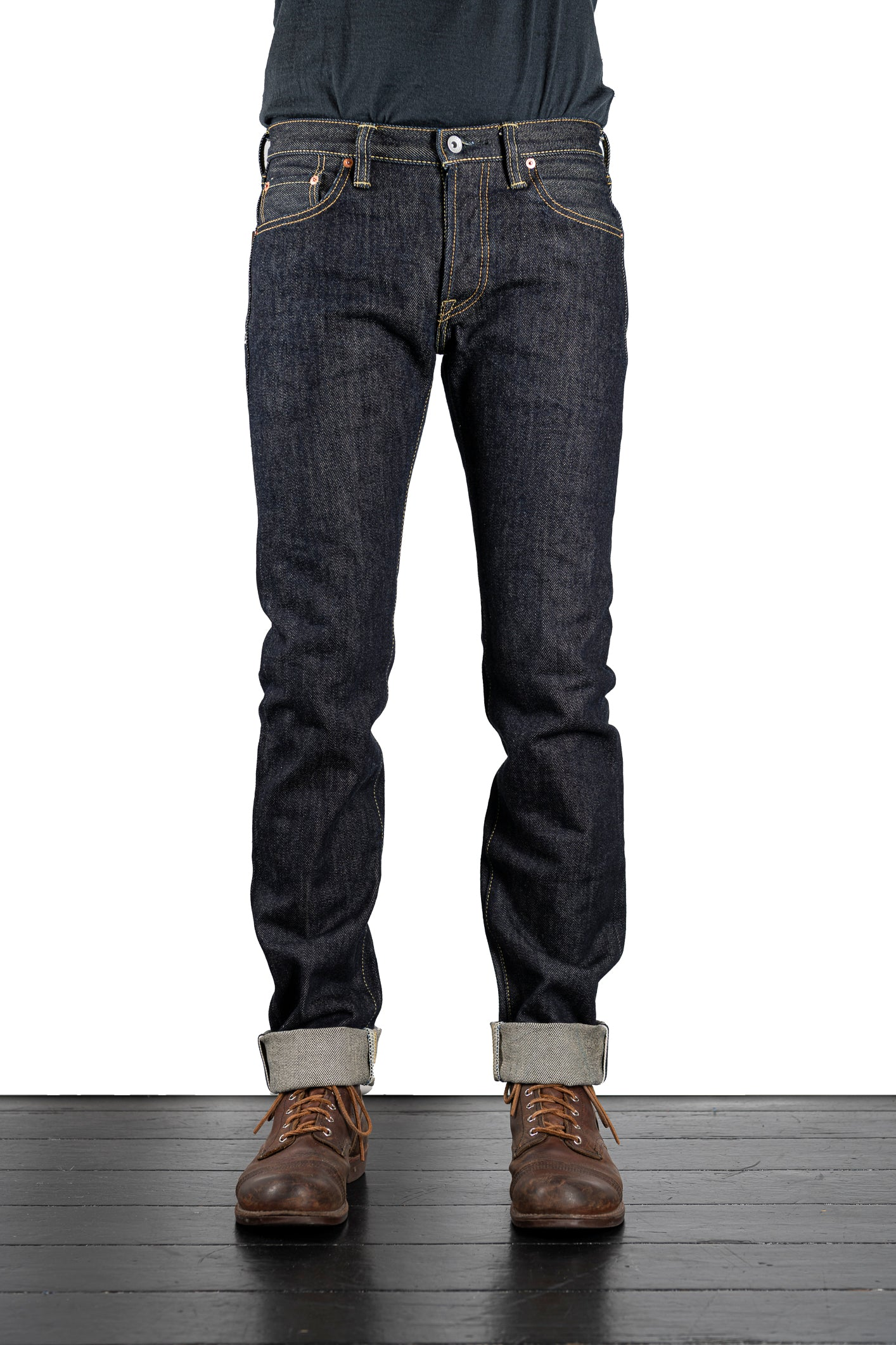 Iron Heart - 777S Indigo 21oz