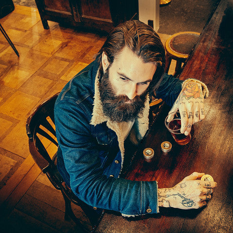 Captain Fawcett - Ricki Hall Booze & Baccy Moustache Wax - Brund - 1