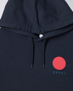 Edwin - Japanese Sun Hood Sweat - Navy