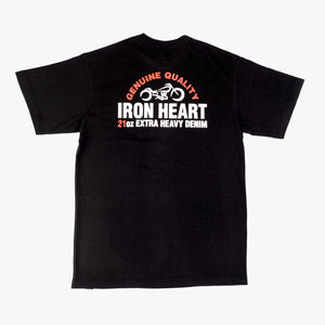 Iron Heart - IHPT-2021-Black
