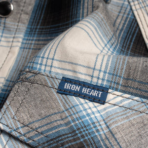 Iron Heart - IHSH-280 Ombre Check