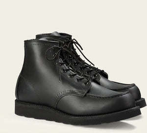 Red Wing - 8137 - Classic Moc Toe (Black Chrome) - Brund - 1